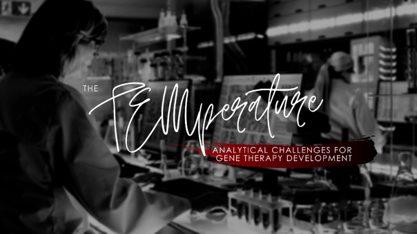 On demand webinar Analytical Challenges for Gene Therapy