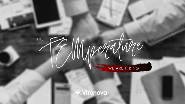 The TEMperature - Vironova is hiring a Sales support coordinator
